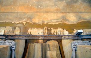 Dam Spillway