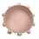 Thumbnail: Lorena Canals | Tassels Basket - Vintage Nude Pink