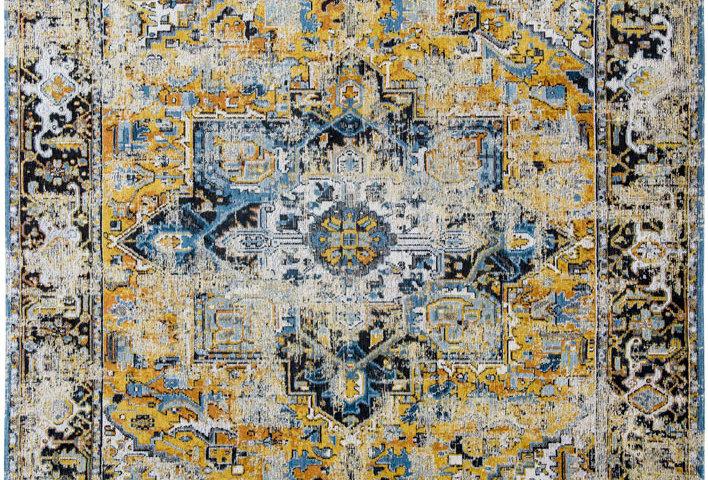 Antique Heriz | Amir Gold