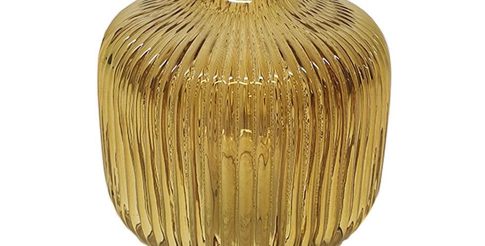Yellow Spout Vase