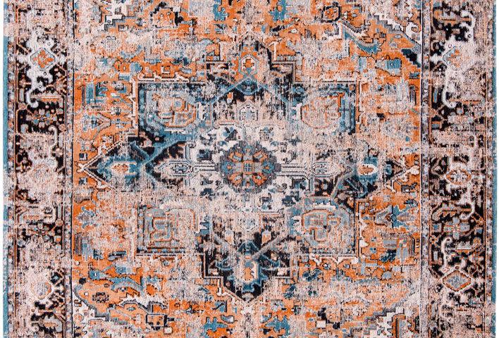 Antique Heriz | Seray Orange
