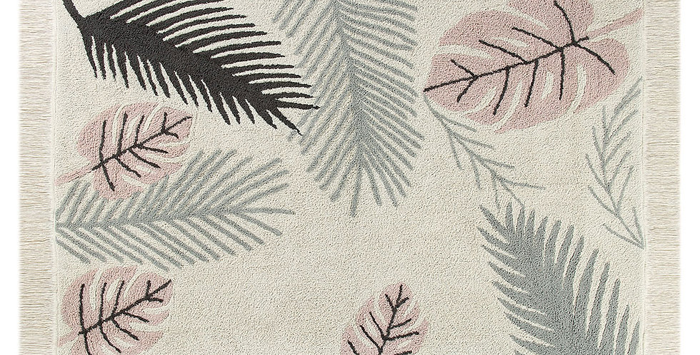 Lorena Canals | Tropical Rug - Pink