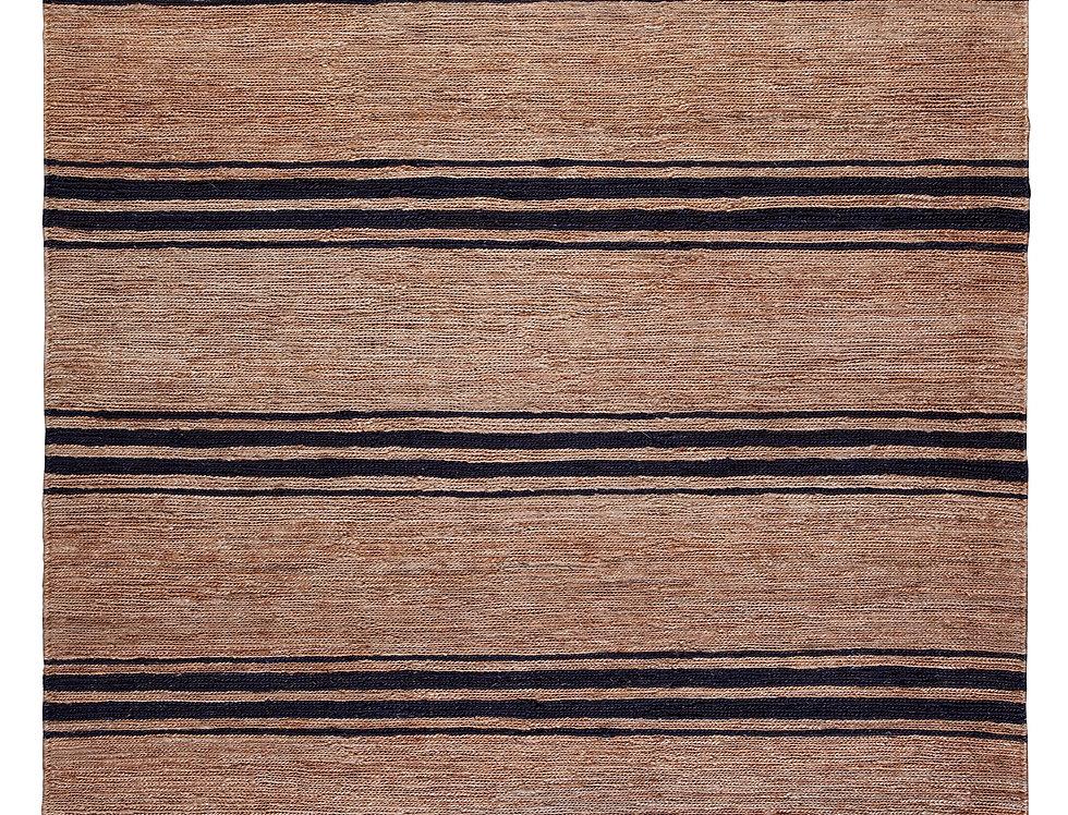 River Weave - Indigo Ticking Stripe