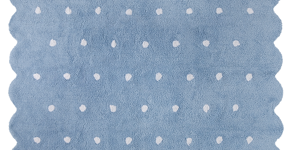 Lorena Canals | Galletta Rug - Blue