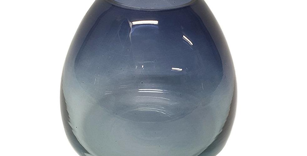 Candy Blue Vase