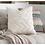 Thumbnail: Sofia Pillow   White