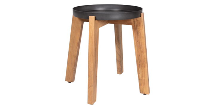 Bearing Table in Black - Small
