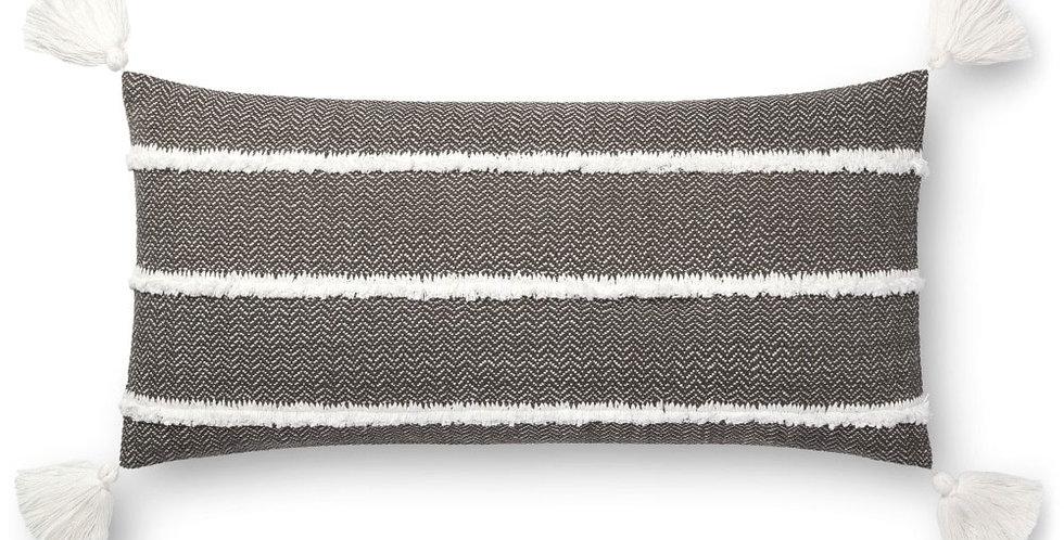 Ida Pillow | Charcoal