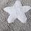 Thumbnail: Lorena Canals | Stars Rug - Grey-White