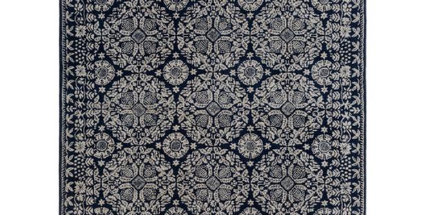 Smithsonian | Dark Blue-Light Grey