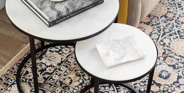 Hearthstone Side Table Set