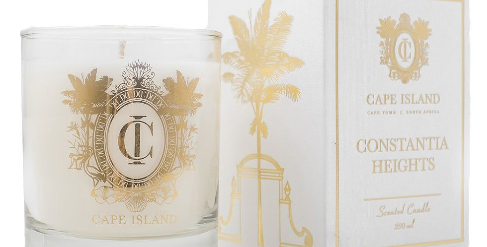 Cape Island | Constantia Heights - Medium Candle