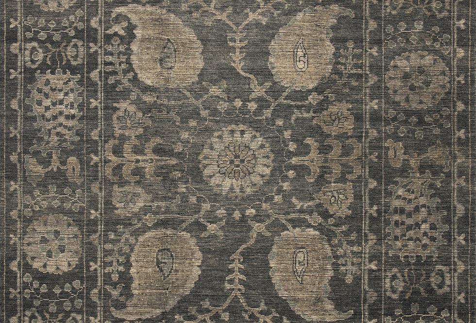 Heirloom | Charcoal - Taupe