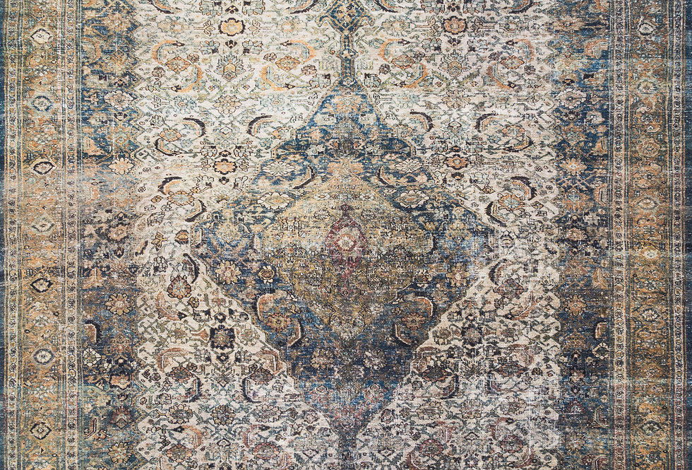 Lucca   Ivory - Multi