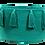 Thumbnail: Lorena Canals | Tassels Basket - Emerald