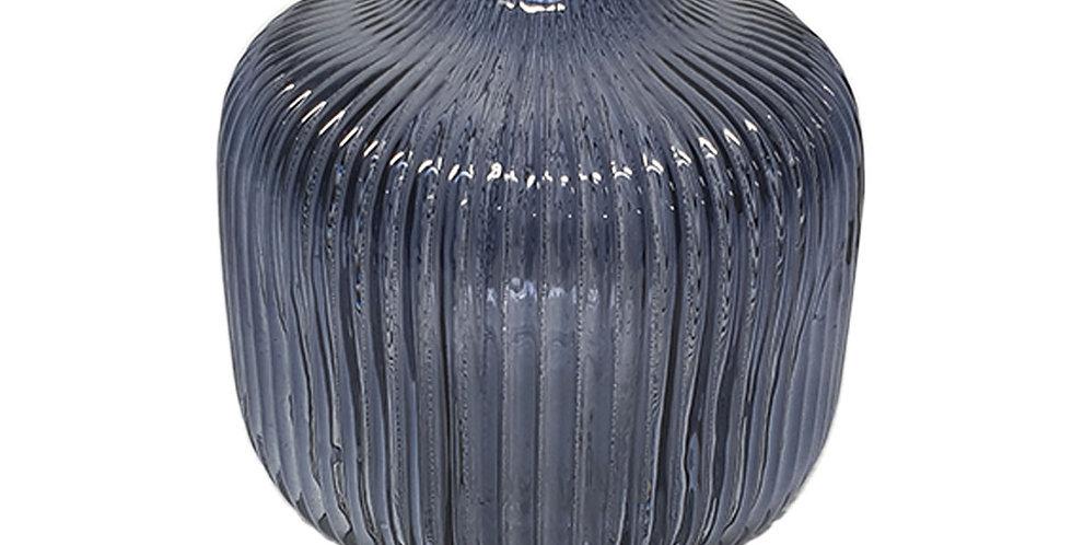 Blue Spout Vase