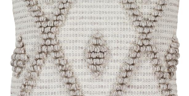Joslin Pillow | Light Grey - Khaki