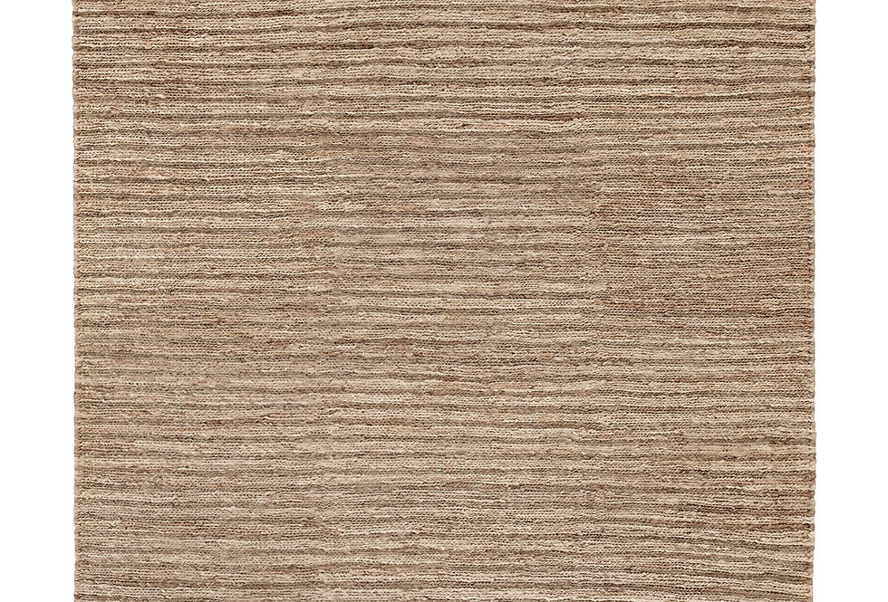 River Echo Stripe - Natural & Pewter