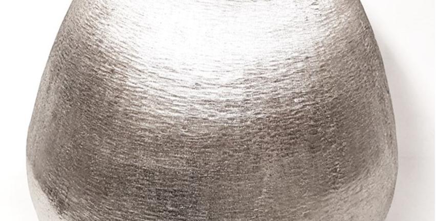 Alu Fat Pod Base - Silver Mink