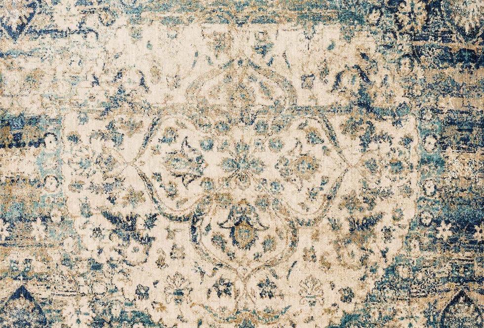 Anastasia Collection | Blue / Ivory