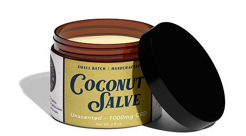 Coconut Salve