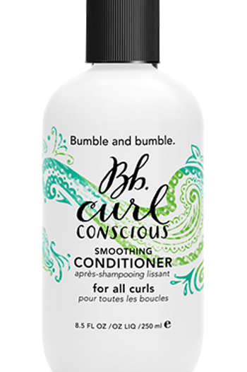 curl conscious smoothing conditioner