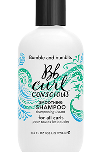 curl conscious smoothing shampoo