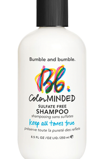 color minded sulfate free shampoo