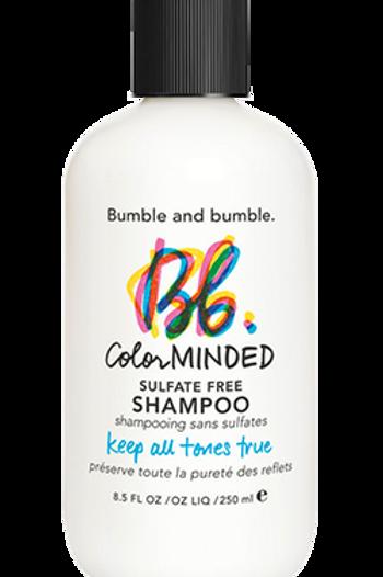 color minded sulfate free shampoo