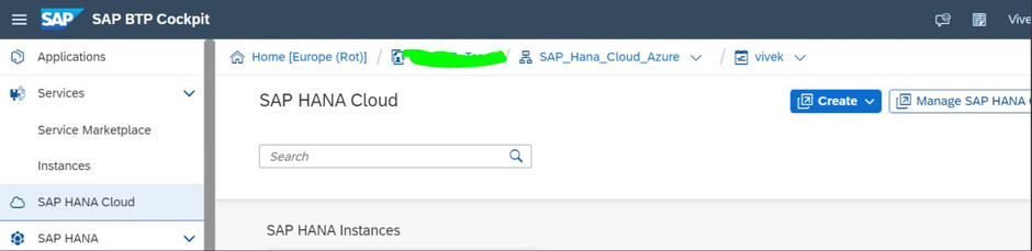 SAP HANA Cloud Allow/Deny IP-Address incoming connections
