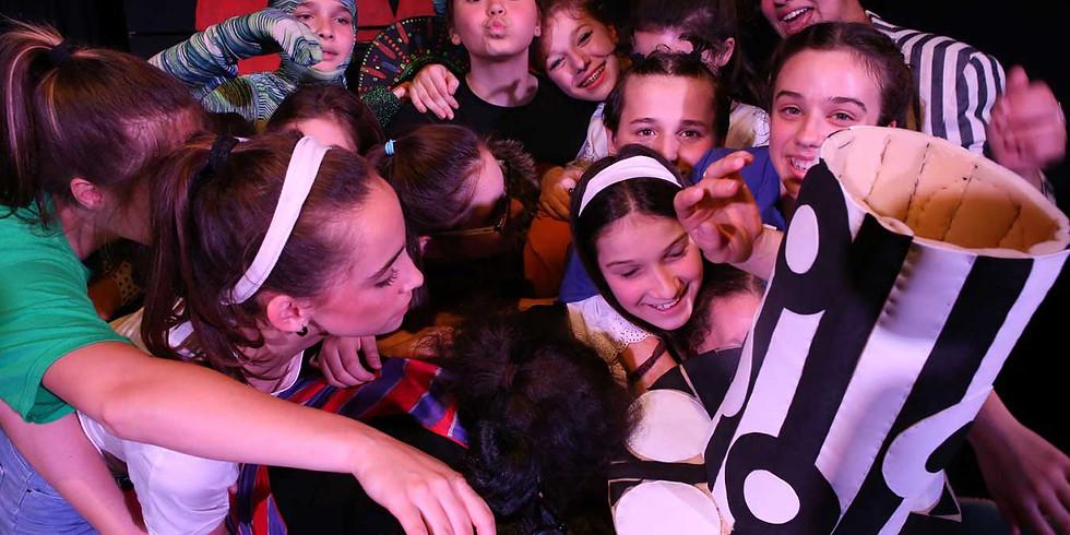 Teatro d'estate, laboratorio estivo per ragazzi under 16