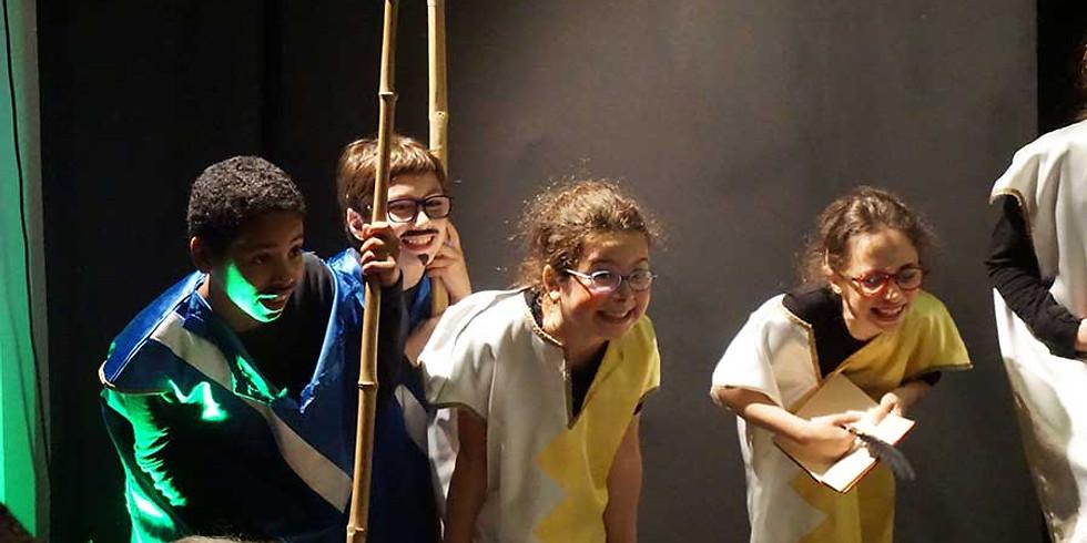 Corso teatro BAMBINI (6-9 anni)  Martedì