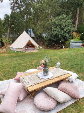 Bell Tent & Picnic