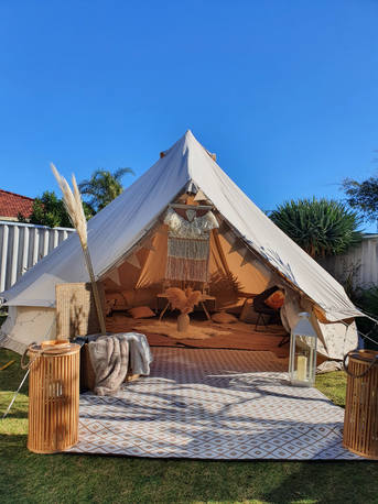Moon & Star Events Party Tent