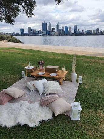 Perth picnic in the park