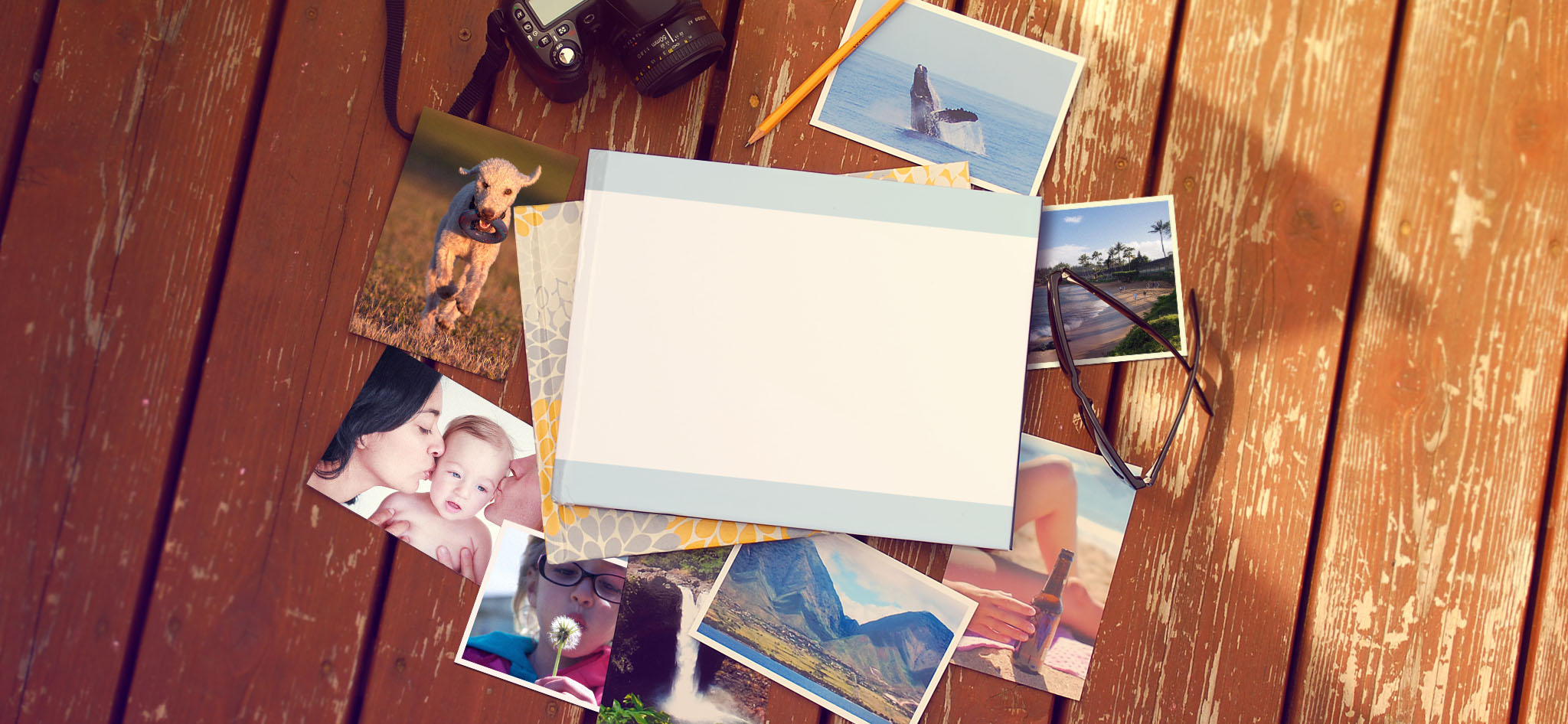 Photo Book Design Family