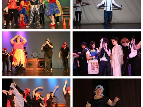 """""""Danza y Teatro para Personas con Discapacidad""""- Fundación Sonia López -Danza Creativa Danzaterapia"""