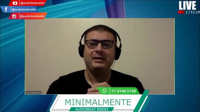 """Entrevista a Revista Atrapasueños en """"Minimalmente""""- audiobeatradio por Atilio Bertorello. 26/2/2021"""