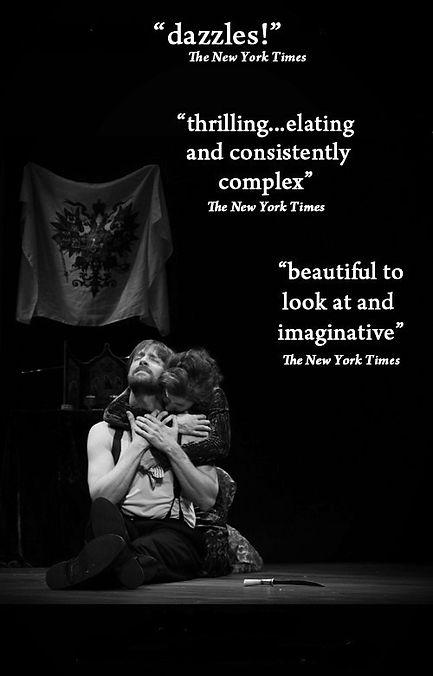 Jon Barker, Prince Mikhail, Tovarich, The Shakespeare Theatre of NJ