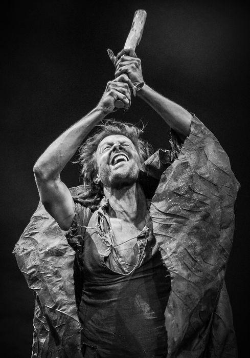 Jon Barker, Caliban, The Tempest, The Shakespeare Theatre of NJ