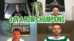 9 IN A ROW - REACTION