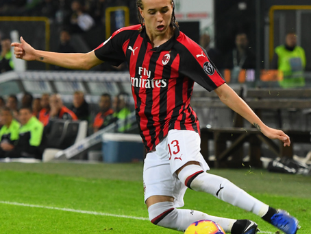 Diego Laxalt Set for Celtic Loan Deal