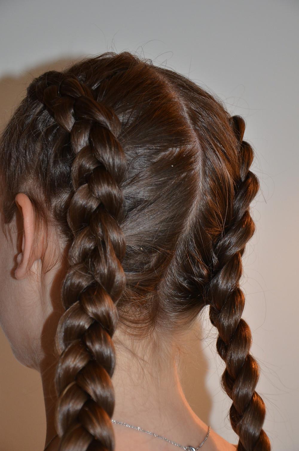 Fun Braided Hairstyles