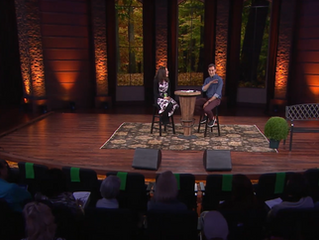 If you missed it - watch HealingStrong Live until Sunday! :)