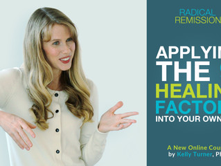 Radical Remission Course at a Discount & With a Gift!