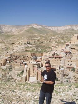 Michel Sebban Gilboa Guide touristique en Israë