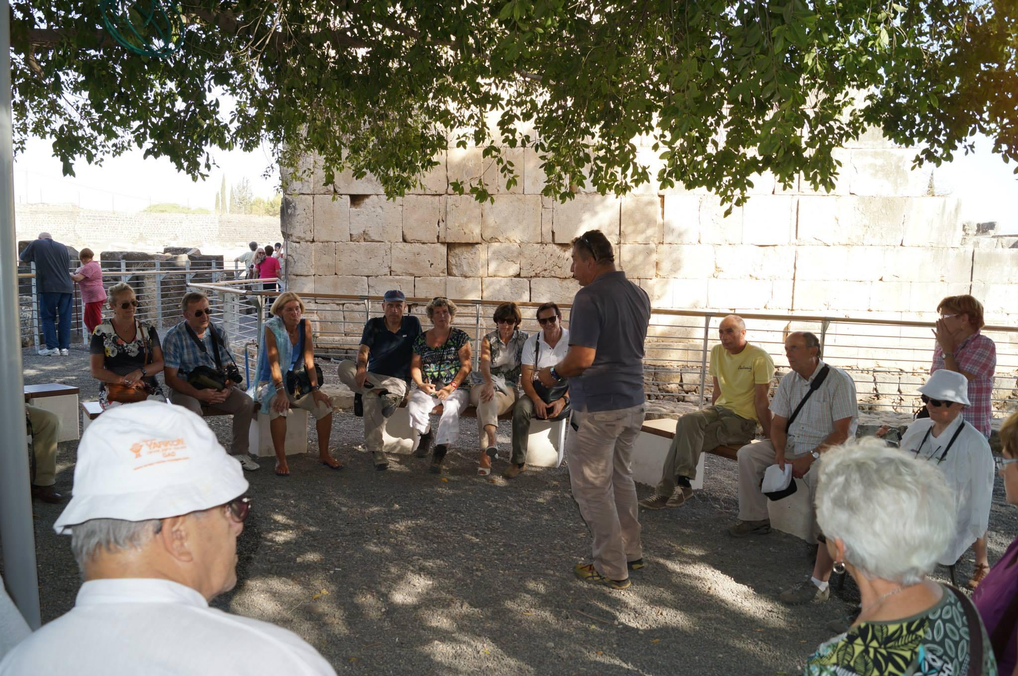 Michel Sebban Gilboa Témoignages