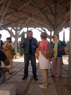 Michel Sebban Gilboa Guide touristique en Israël