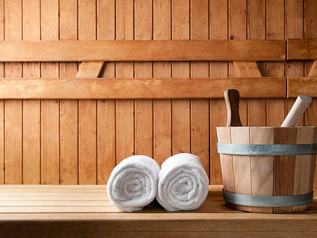Is the sauna REALLY helping you?