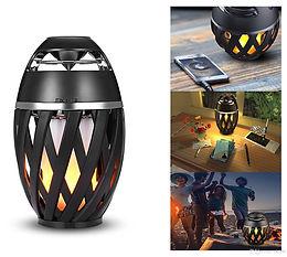 atmosphere flame speaker